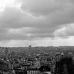 black and white acrossparis2 photography