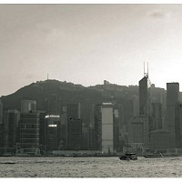 invictoriaharbour - black and white photography for sale