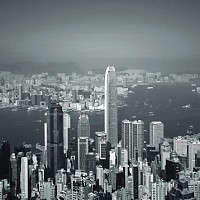 victoriaandkowloon - black and white photography for sale