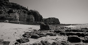 algarvebeach black and white photography for sale