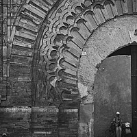 ancientgate - Gateway into Marrakesh, Morocco, 2007 -  print for sale