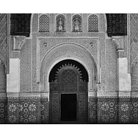 frontdoor - Marrakesh, Morocco, 2007 -  print for sale