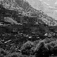 highintheatlas - Up in the Atlas Mountains, Outside Marrakesh, Morocco, 2007 -  print for sale