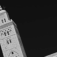 minaretofkoutoubia -  Marrakesh, Morocco, 2007 -  print for sale