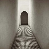 narrowcorridor - Marrakesh, Morocco, 2007 -  print for sale