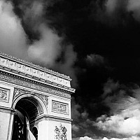 arc2 - Arc De Triomphe, Paris, 2008 -  photograph for sale
