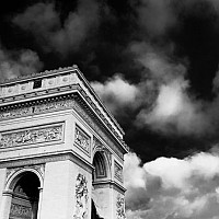 arc3 - Arc De Triomphe, Paris, 2008 -  photograph for sale