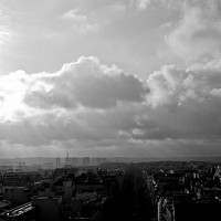 skylineofparis - Parisien Skyline, 2008 -  photograph for sale