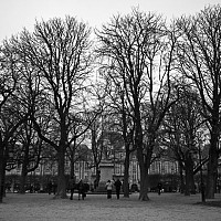 vosges - Place Des Vosges, Paris, 2008 -  photograph for sale