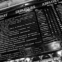 wherenow - Gare Du Nord, Paris, 2008 -  photograph for sale