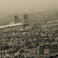 intoparis - black and white photography for sale
