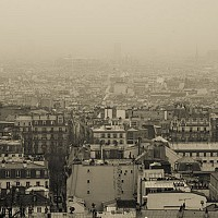parisinwinter - black and white photography for sale