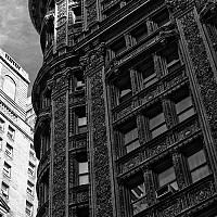 carnegiehall - I forget now where exactly this shot was taken in New York but Carnegie Hall rings a bell. -  print for sale