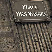 placedevosges2 - Another shot from Place Des Vosges -  print for sale