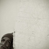 beggar - On the Street, Marrakesh, Morocco, 2007