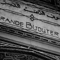 bijouterie - black and white photography for sale