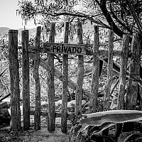 privado - black and white photography for sale