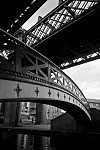 castlefieldbridges black and white photography for sale