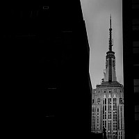 empirestate - black and white photography for sale