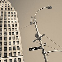 endofwallst - black and white photography for sale