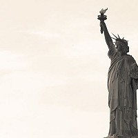 liberty - black and white photography for sale
