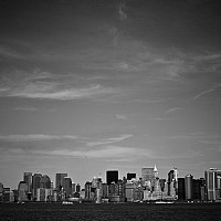 manhattanvista - black and white photography for sale