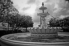 fountaininbridgetown black and white photography for sale
