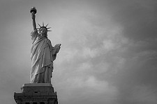 liberty black and white photography for sale