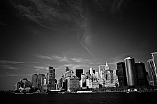 lowermanhattan black and white photography for sale