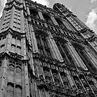 palaceatwestminster - black and white photography for sale