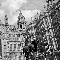 palaceatwestminster3 - black and white photography for sale