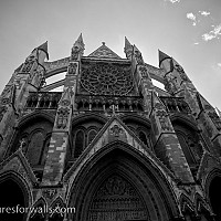 palaceatwestminster5 - black and white photography for sale