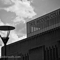 tate - black and white photography for sale