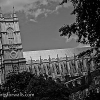 westminster - black and white photography for sale