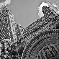 westminstercathedral - black and white photography for sale