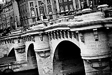 overpontneuf black and white photography for sale