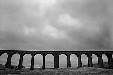 ribblehead black and white photography for sale