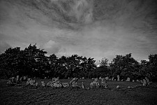 stonecircle black and white photography for sale