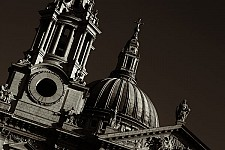 stpaulsdome black and white photography for sale