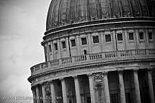 stpaulsfromsouthwark black and white photography for sale