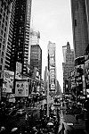 timessquare black and white photography for sale