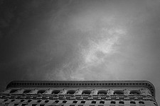 topoftheflatiron black and white photography for sale