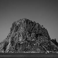 vedra - The island of Vedra, Ibiza