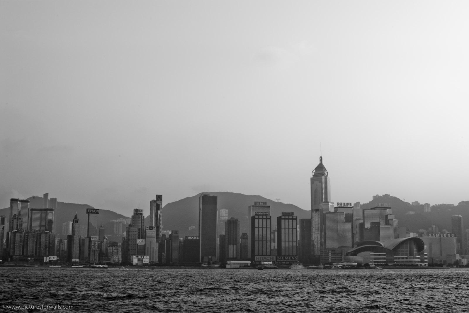 Distance Kowloon To Hong Kong Island